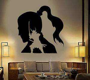 Vinyl Wall Decal Samurai Warrior Japanese Decor Japan Art Stickers - Japanese wall decals