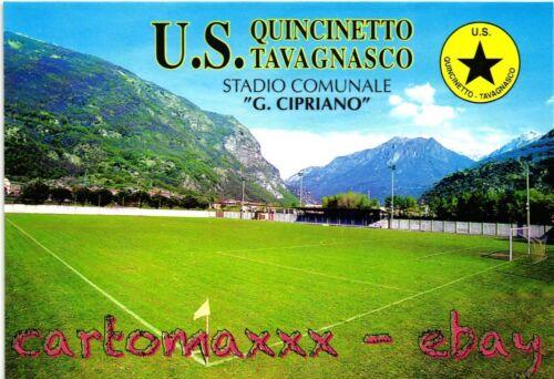 Torino Stadio Campo Sportivo SC073 Non Viaggiata Quincinetto Tavagnasco
