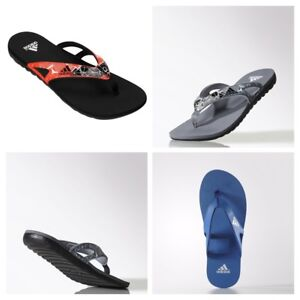 ADIDAS Da Uomo Calo 5 Infradito Sandali Scarpe Spiaggia Piscina diapositive