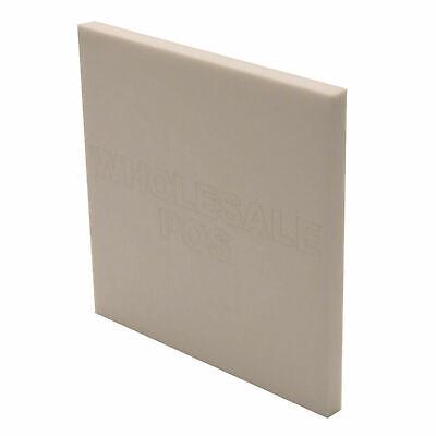 Black Mirror Sheet Plastic Panel Material A5 A4 A3 3mm Acrylic Perspex Grey