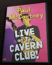 Paul McCartney - Live at the Cavern Club. Wg