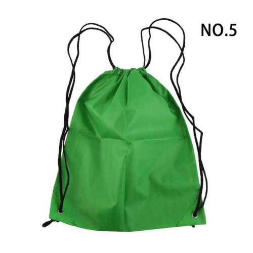 Travel Environmental Gym Waterproof Storage Pouch Backpack Pack Drawstring Bag