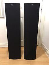 KEF Q800ds Dipole Surround Speakers Black Pair for sale | eBay