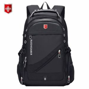 Oxford-Swiss-17-Inch-Laptop-Backpack-Men-USB-Charging-Waterproof-Travel