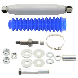 Steering Damper Cylinder Front Moog SSD132