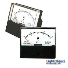 Ac 0 3a Analog Current Panel Meter