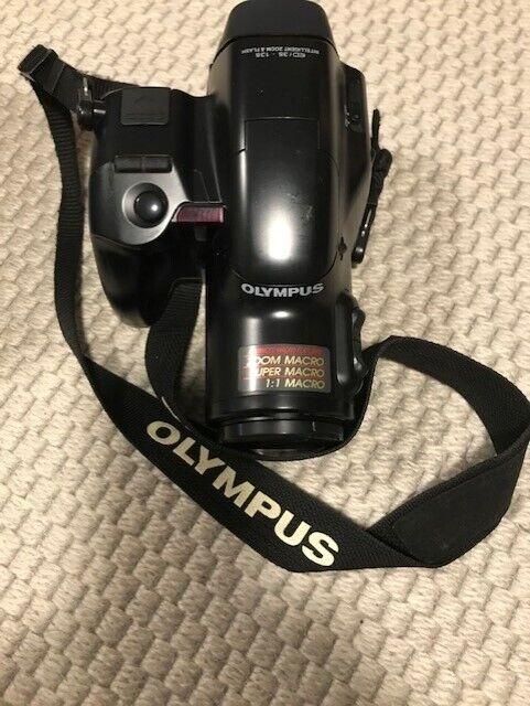 Olympus, Olympus IS-200, God