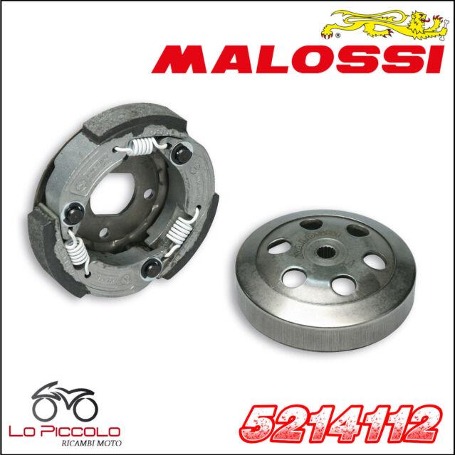 5214112 FRIZIONE E CAMPANA MALOSSI FLY SYSTEM MBK BOOSTER 50 2T euro 0-1