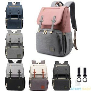 2020-NEW-Luxury-Baby-Diaper-Bag-Nappy-Backpack-Waterproof-Mummy-Changing-Bag