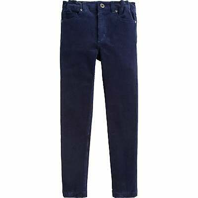 Joules Jett Cord Cinque Tasche Pantaloni Chino Pantaloni Per Ragazzi-blu Scuro Tutte Le Taglie-mostra Il Titolo Originale