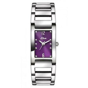 s.Oliver Damen Uhr Armbanduhr SO-2803-MQ
