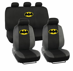 Batman Seat Covers For Car SUV