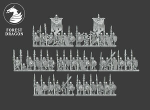 Warmaster-Proxy impréssion 3d--Undead-Chauve souris vampire-Morts vivants-Echell