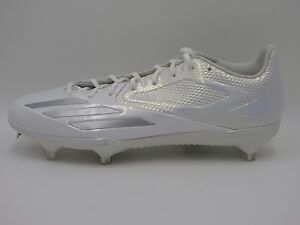 best sneakers ea424 1cadd Image is loading Adidas-Adizero-Afterburner-3-Low-Baseball-Cleats-Metal-