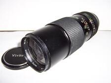 Vivitar  300mm f 5.6 Auto Telephoto Lens PK Mount #37713545