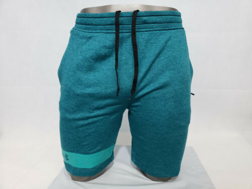Green Mk1 Armour Terry Shorts Ua Large 191169467596 Under Running Mens Athletic Fitted Nwt nvxqRY