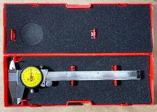 Starrett 120am 150 One Revprecision Dial Calipers Measuring Range 0 150mm