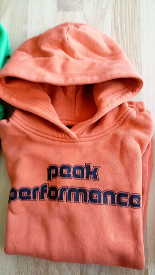 Hættetrøje, Fleece og hættetrøje set, Under armour peak