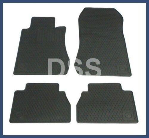 Genuine 96-02 Mercedes E Class SEDAN OEM Accessory Rubber Floor Mats W210 oem