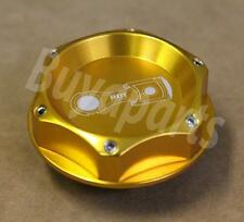 Gold Honda/Acura Fuel Filler Tank Cap Engine Billet Oil Cover EF EG EK DA DC2