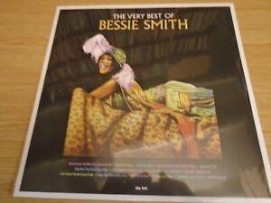 BESSIE-SMITH-Very-Best-Of-UK-LP-2020-new-mint-sealed-180g