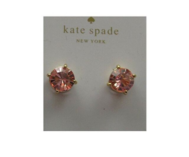 e43ca1b97055 Kate Spade New York Kate Spade Earrings light PINK pieced stud authentic  gumdrop