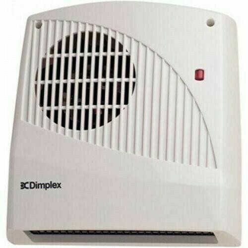 Dimplex Bathroom Downflow Wall Fan Heater Blower FX20VE ...