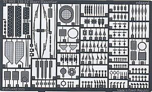 Eduard 1//35 UH-1C Huey Exterior for Academy kit # 32092