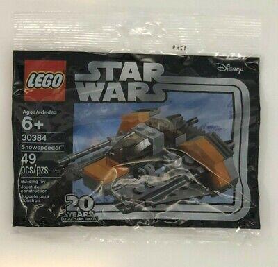 LEGO STAR WARS 20TH ANNIVERSARY /'SNOWSPEEDER/' POLYBAG 30384 - NEW UNOPENED