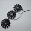 thumbnail 10 - Graphics Video Card Cooler Fan Replacement For ASUS Strix GTX 1000 Series 4-6Pin