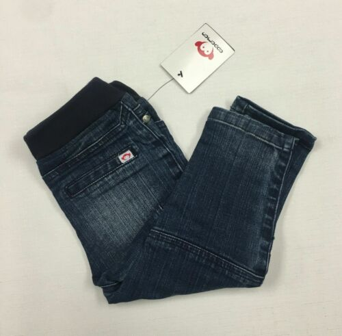 Appaman Mini Kids Baby Denim Jeans Pants Bottoms Stretch Waist Blue Wash
