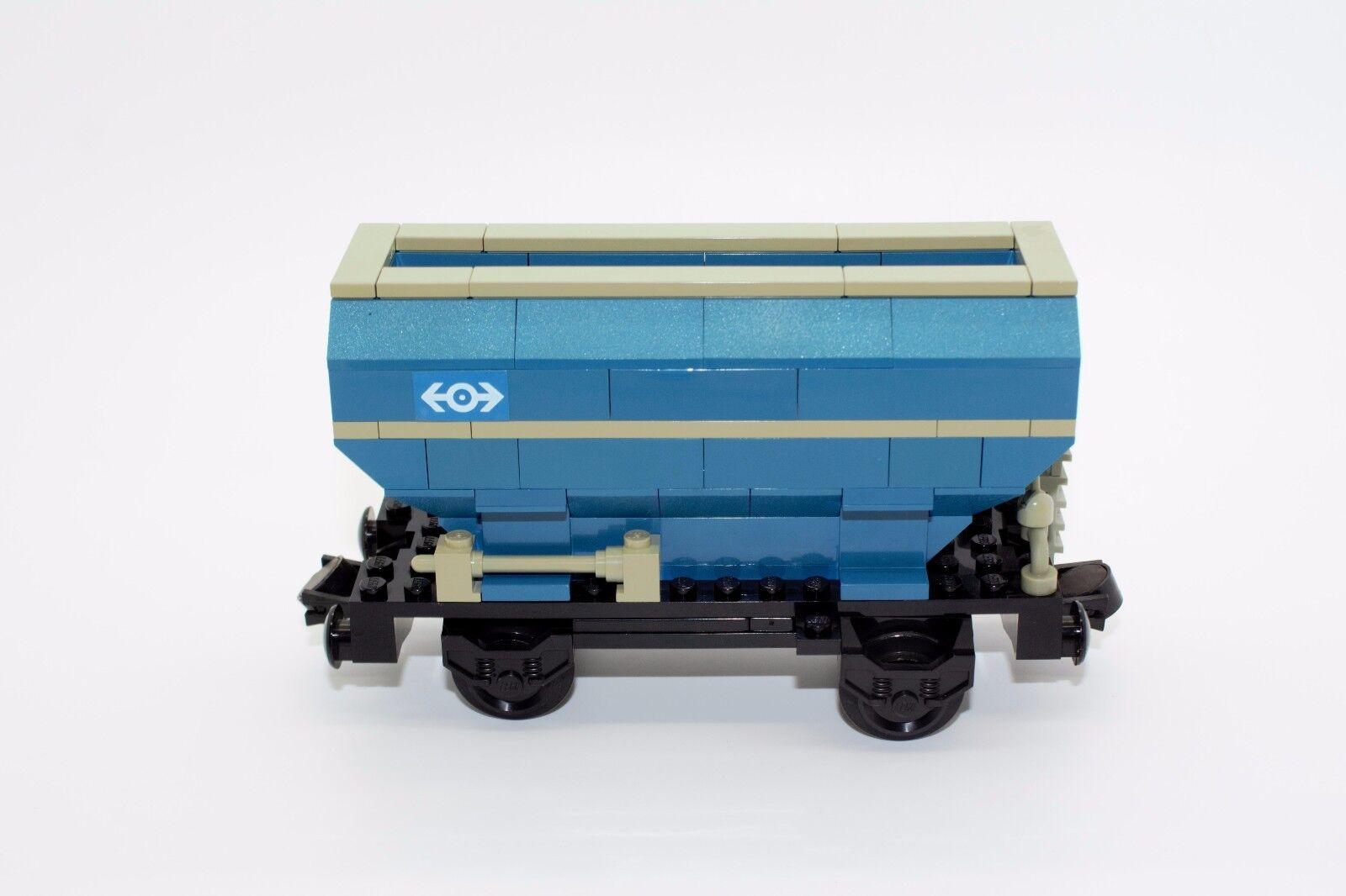 LEGO train WAGON locomotive train train de marchandises Fret Fret Fret wagon 7715 7745 916364