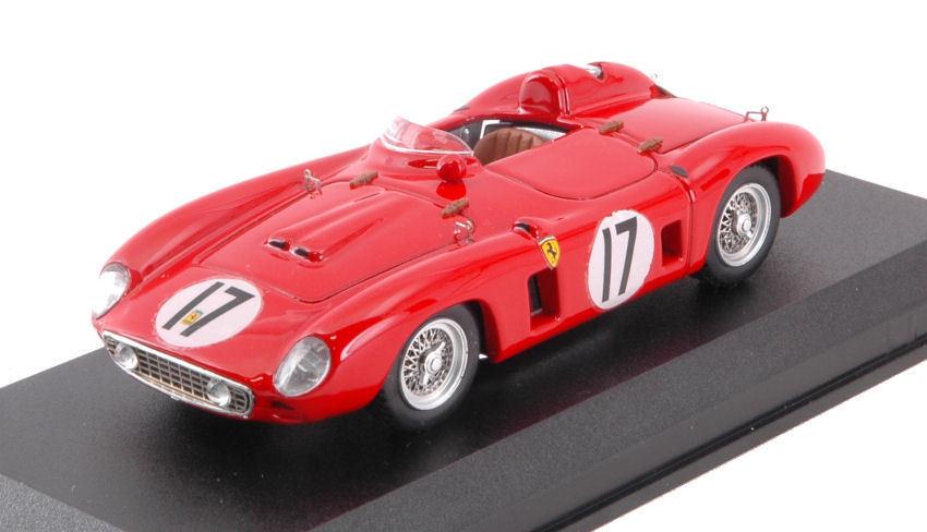 Ferrari 860 Monza  17 Winner 12h Sebring 1956 J. M. Fangio   E. Castellotti 1 43