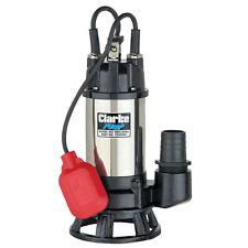 Clarke hsec650a 2 Pulgadas Industrial Sumergible Agua Sucia Cortador Bomba