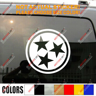 North Carolina State Decal Sticker Flag Car Vinyl pick size color no bkgrd