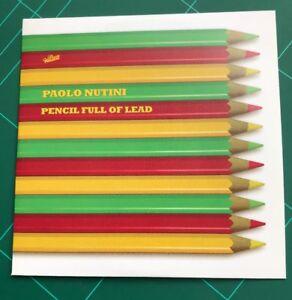 Paolo Nutini Pencil Full Of Lead Cd Single Card