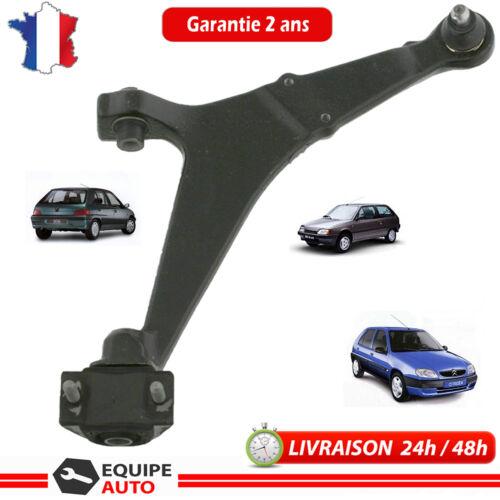 Triangle bras de suspension avant droit Citroën Ax saxo Peugeot 106