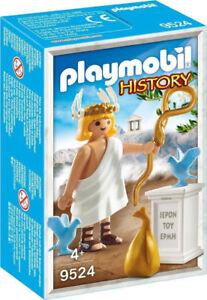 Playmobil-History-Hermes-griechischer-Gott-9524-Neu-amp-OVP-Sonderfigur-MISB-PCC