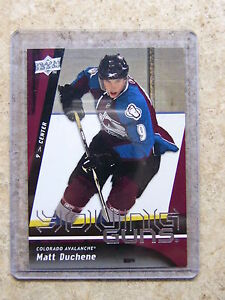 09-10-UD-Upper-Deck-Young-Guns-Rookie-RC-MATT-DUCHENE-YG-203