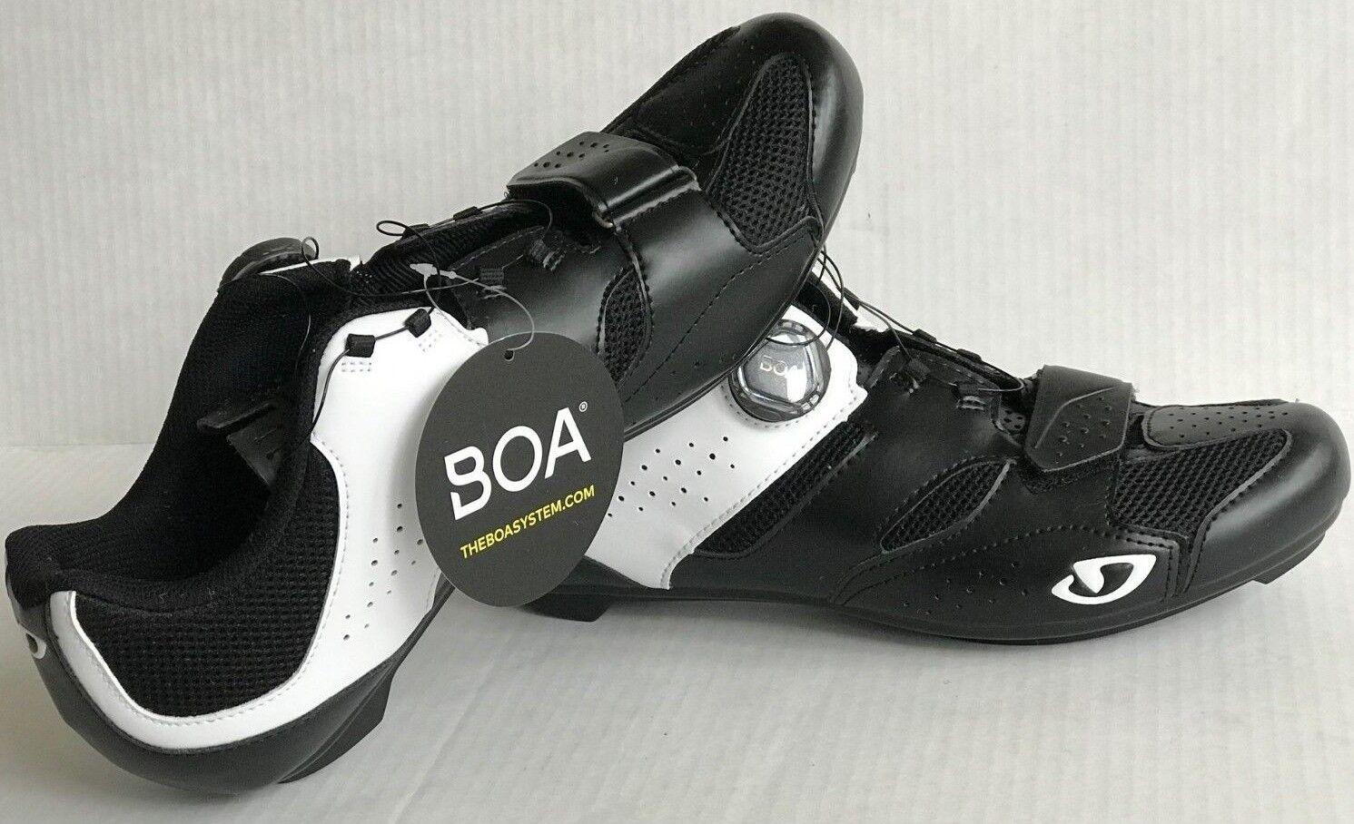 GIRO Sotto Boa Men's Road   Mountain Italian Cycling shoes US 9.5