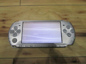 Sony-PSP-3000-Console-Mistic-Silver-Japan-M849