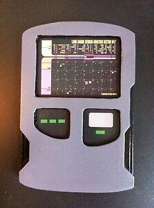 Star Trek TNG/Voyager PADD Replica