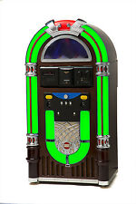 CLASSIC JUKEBOX *AMERICA'S LAST GREAT HOME JUKEBOX*  300 CD SONY CD CHANGER NEW