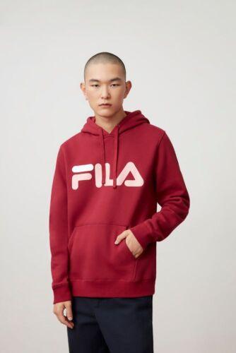 Fila Tibetan Red//White//Pink Shadow Fiori Hoodie
