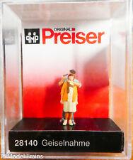H0 Preiser 28140 Geiselnahme