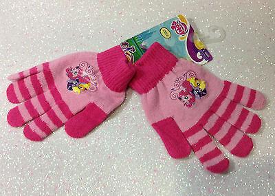 Hasbro Mio Mini Pony My Little Pony Guanti Rosa Pink Gloves Handschuhe Gants Essere Famosi Sia A Casa Che All'Estero Per Una Lavorazione Squisita, Un Abile Lavoro A Maglia E Un Design Elegante