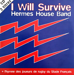 "Résultat de recherche d'images pour ""cd single hermes house band i will survive france"""