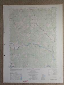 Large-28x221949-Topo-Map-Richardsville-Virginia-Summerduck-Goldvein-Morrisville