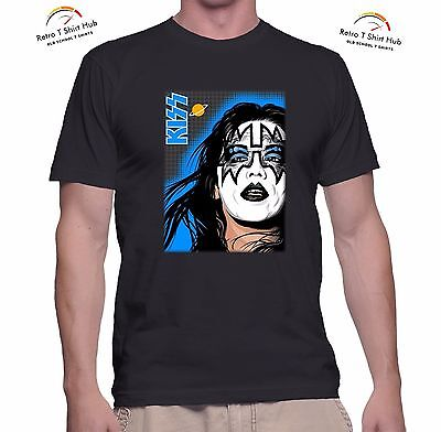 KISS Rock Band CLASSIC Licensed Women/'s T-Shirt All Sizes