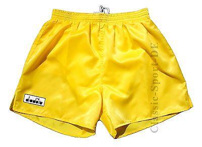 541) Orig. 90er Diadora Boxer Lucentezza Shorts He: Xl/xxl Nuovo!-mostra Il Titolo Originale